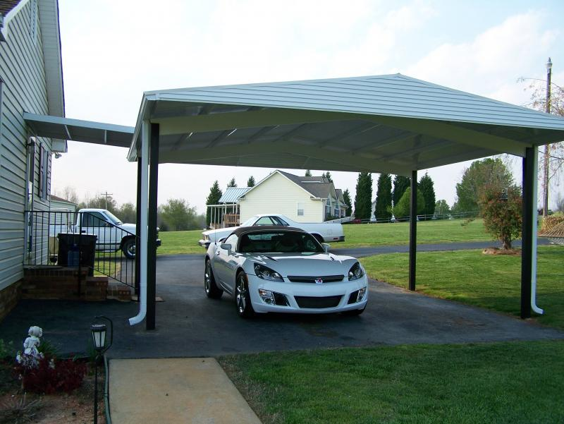 Nice Carport And R.V. Covers